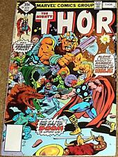 THE MIGHTY THOR 277 RARE WHITMAN VARIANT F+ MARVEL BLANK UPC BOX DIAMOND & # BOX