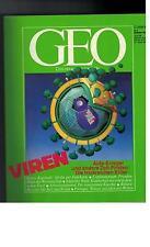 Geo - Das neue Bild der Erde Nr. 9 - 1987