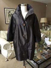 Brand New Shin Choi Hadley Women's Silk Size 10 Jacket Coat Retail $495