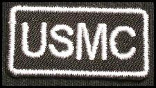 USMC Iron-on Patch/Badge for T-Shirt Uniform Hat Cap Bag US Marine Corps 25P