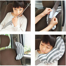 Child Car Seat Headrest Sleep Support Kids Nap Shoulder Strap Pad Neck Cover