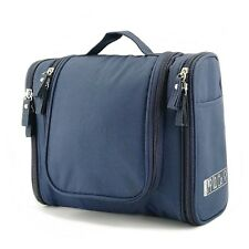 3a786d621ffd Large Hanging Toiletry Bag Travel Organizer Pouch Makeup Cosmetic Men Women  Blue