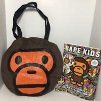 2013 Autumn/Winter A Bathing Ape Baby Milo e-Mook Magazine & Bape Kids Tote Bag