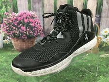adidas J Wall 1 Basketball Shoes Men's Size 10 Black C76587