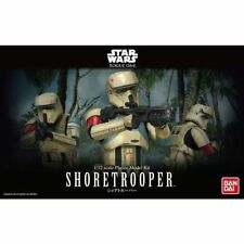 Bandai Star Wars Rogue One Shoretrooper 1/12 Model Kit New from Japan F/S