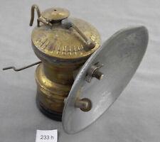 Antique Autolite Carbide Miner's Lamp, No Reserve Auction!