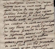 1721 Acte cession de rente en Haute-Saône COUTECHER avocat MUGNEY FRANCON PILLOT