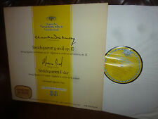 Debussy Ravel String Quartet, LOEWENGUTH Quartett Paris, DGG 18212, LP, 12""