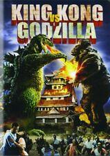 King Kong Vs Godzilla New Sealed Dvd