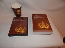 Great Courses  The Development Of European Civilization DVD & 3 Books  yr 2011