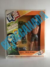 GI JOE 12INCH BOXED 1975 MUSCLE BODY THIS SALE IS FOR ACRYLIC CASES ONLY NO TOYS