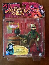 Muppet Palisades Figure Crazy Harry New