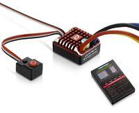 Hobbywing QuicRun Regler WP-1080-Brushed Crawler 80A - HW30112750