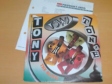 "7"" Tony,Toni,Tone : The Blues - Mit Informationsblatt für Presse, u.a."