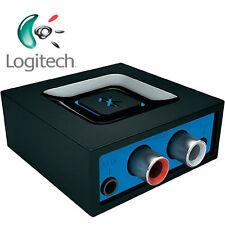 Logitech Bluetooth Audio Adapter / Kabelloser Bluetooth-Audioempfänger - NEU