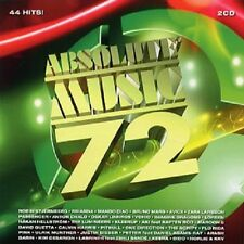 """Various Artists - """"Absolute Music 72"""" - 2013"""