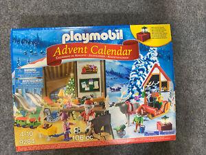 PLAYMOBIL Christmas Advent Calendar Santa's Workshop (9264)