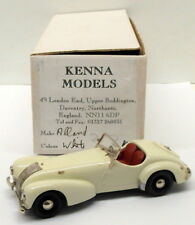 Kenna Models 1/43 Scale KM631 - Allard K1 - White