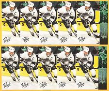 WAYNE GRETZKY 1994-95 Parkhurst Parkie's Best GOLD PARALLEL lot of 10 Kings NHL