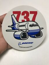 Airlines aviation aircraft sticker NEW FlightSafety Boeing A-300 Airbus A300