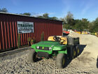 2010 John Deere TH 6x4 Gator Utility Vehicle w/ Dump Bed Only 1300 Hours!