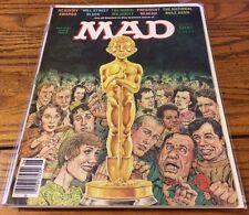 Mad Magazine Back Issue # 231 June 1982 Academy Awards