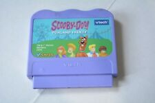 Vtech Vsmile Scooby-Doo! Funland Frenzy cartridge