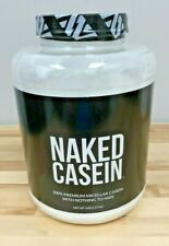 Naked Casein 5LB Unflavored Micellar Powder - US Farms, New & Sealed