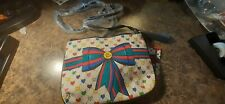 Brighton Holiday Love & Joy Cross Body Pouch-NEW WITH TAGS