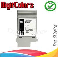 M Black PFI107MBK ink cartridge fit  Canon Imageprograf 670 680 685