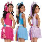 My Little Pony Costume Tail Kids Halloween Fancy Dress