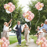 "5 / 20PCS HELIUM Pearlised Latex Balloons 12"" Wedding Birthday Party CHRISTENING"
