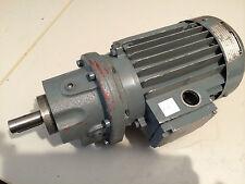 Carl Bockwoldt CB 00-71K/4DF Getriebemotor Gearmotor 107rpm 3~ 0,25kW #MK