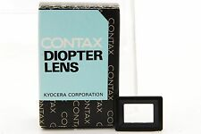 [Mint] Genuine Contax Diopter Lens FL +2 for RX/II Aria S2/b 167MT from JP 28275