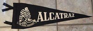 Alcatraz - We Hang Together - Pennant or Banner Circa 1960