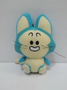 """Puar Dragon Ball Z Banpresto Prize Plush 4"""" 2008 Mascot Keychain Toy Doll Plush"""