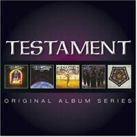 Testament - Original Album Series [CD]