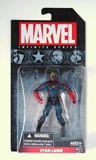 Hasbro Marvel Infinite Series Star-Lord Figure