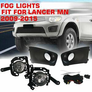 For Mitsubishi Triton MN 2009 to 2015 Driving / Spot / Fog Lights Lamps Kit