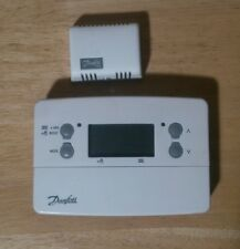 Danfoss TP9000MA 7 Day Central Heating Timer / Programmer Controller Thermostat