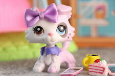 QALPS Custom Ice Cream Collie Pink and White Different Eyes with Accessories
