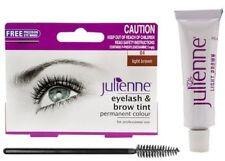 Julienne Eyelash and Eyebrow Permanent Dye Light Brown 04 Colour Tint 15ml