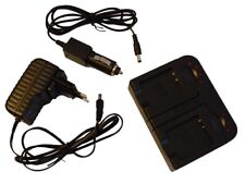 2in1 CHARGER SET KIT mains + car for SONY Bloggie MHS-CM5