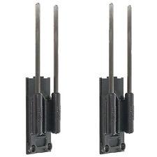 Delkim NEW Safe-D Carbon Carp Fishing Snag Bars / Ears x2