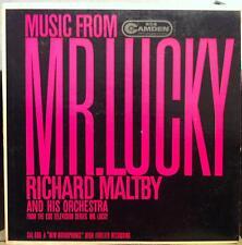 Richard Maltby - Mr. Lucky LP VG+ CAL 600 Vinyl Record