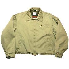 Vintage 50s 60s Montgomery Ward PowrHouse Work Jacket Troy Blanket 1950s 1960s