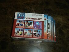 YU POP Vremeplov BOX set 6 CD