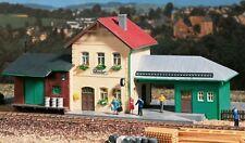 Auhagen 11331 Gauge H0 Railway station High village #new original packaging#