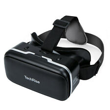 More details for 360° vr glasses 3d virtual reality headset box helmet for iphone samsung google
