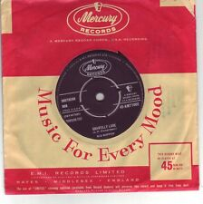 THE PLATTERS ENCHANTED AND SMOKE GETS IN YOUR EYES ORIGINAL SINGLES   RARE